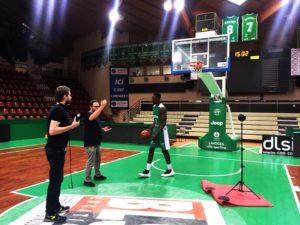 Production réalité virtuelle éducative basketball