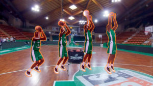 projet imaginex apprentissage VR basketball 1